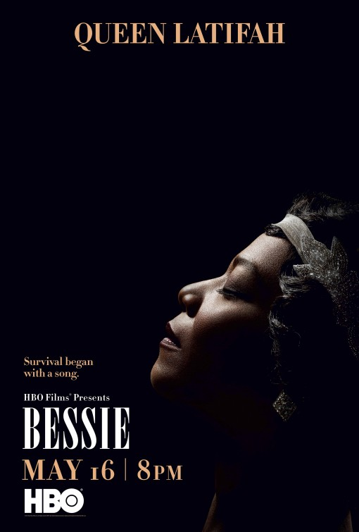 Bessie Smith starring Queen Latifah